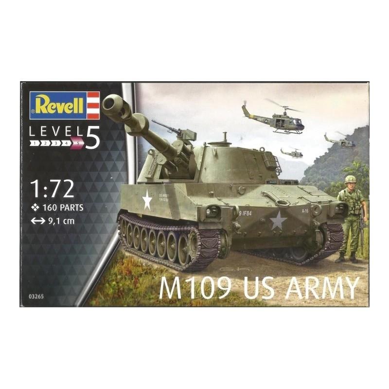 REV-03265 Revell 03265 1/72 M109 US Army