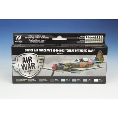 VALLEJO 71197 AIR WAR COL