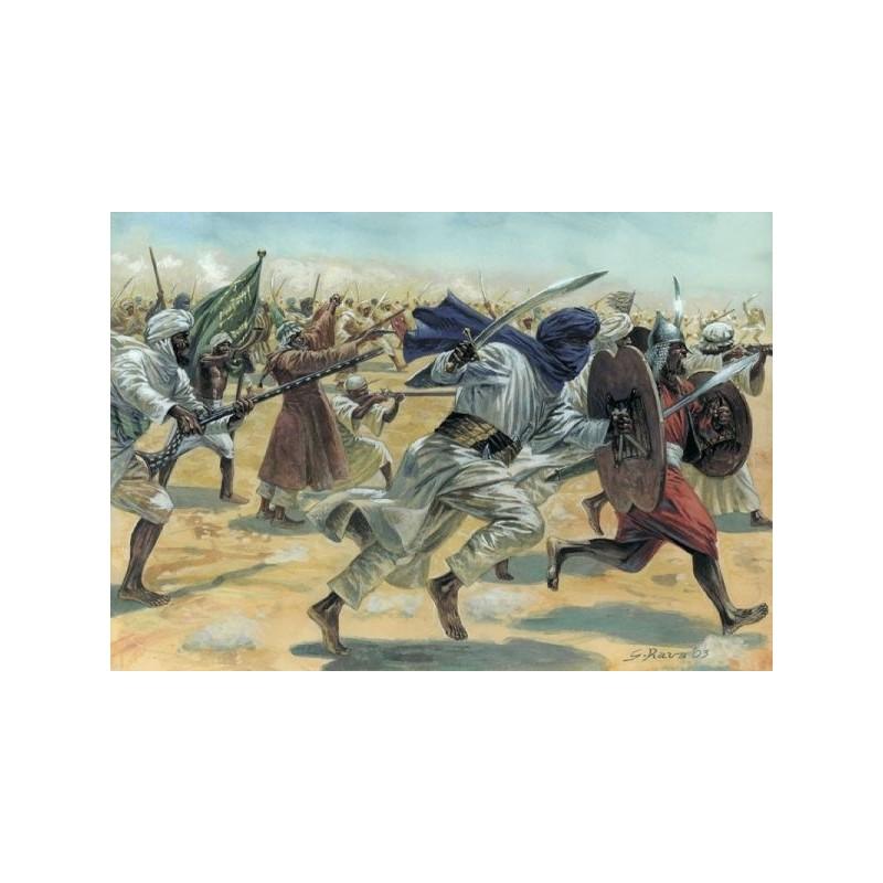 ITA-6055 Italeri 6055 1/72 Arab Warriors