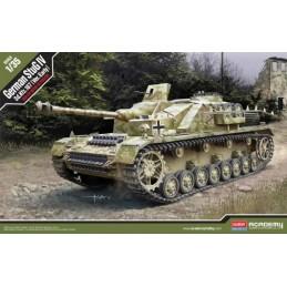 ACA-13522 Academy 13522 1/35 German StuG IV Sd.Kfz.167 (Ver. Early)