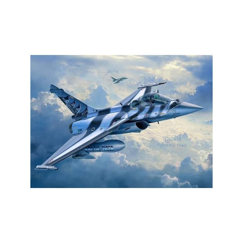 REV-03901 Revell 03901 1/48 Dassault Aviation Rafale C