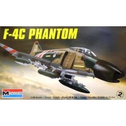 REV-855859 Revell 855859 1/48 Monogram F-4c Phantom