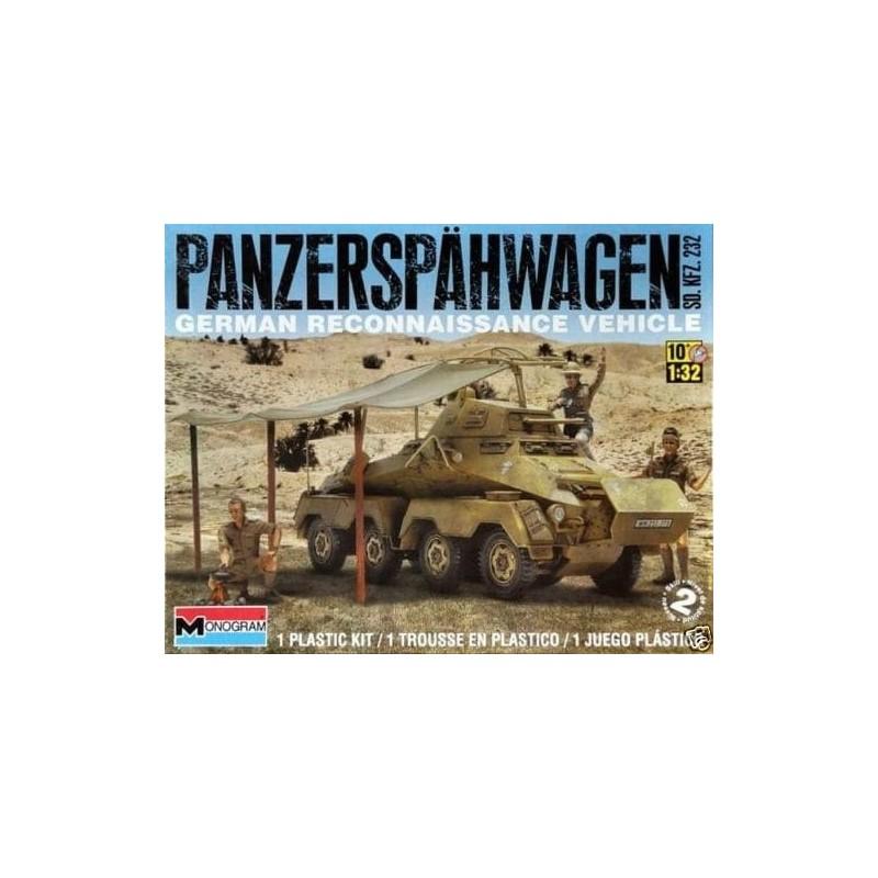 REV-857856  Revell 857856 1/32 Monogram Panzerspahwagen Sd.kfz.232