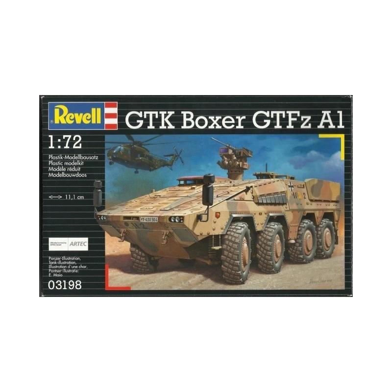 REV-03198  Revell 03198 1/72 GTK Boxer