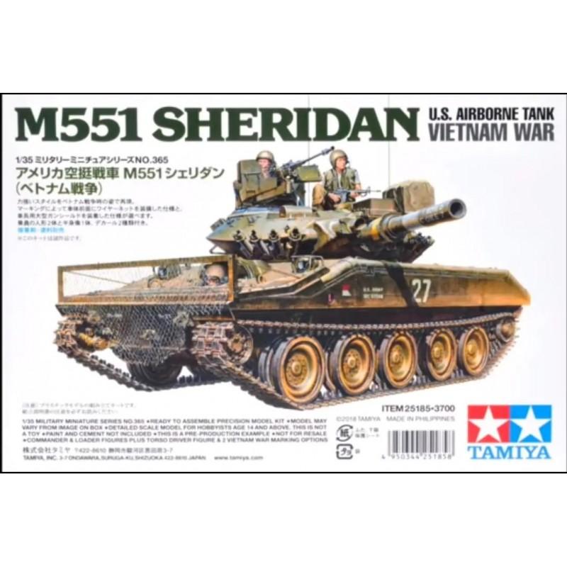 TAM-35365 Tamiya 35365 1/35 M551 Sheridan