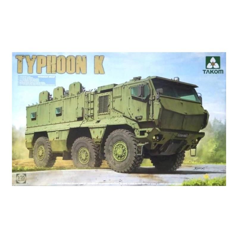 TKM-2082 Takom 2082 1/35 Russian MRAP Typhoon K