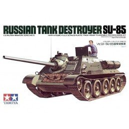 TAM-35072 Tamiya 35072 1/35 Su-85 Russian Tank Destroyer