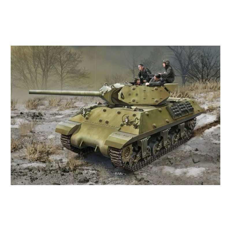 "ACA-13521 ACADEMY 13521 1/35 USSR M10 ""LEND-LEASE"""