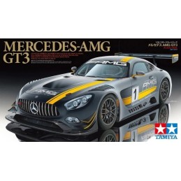 TAM-24345 Tamiya 24345 1/24 Mercedes-AMG GT3