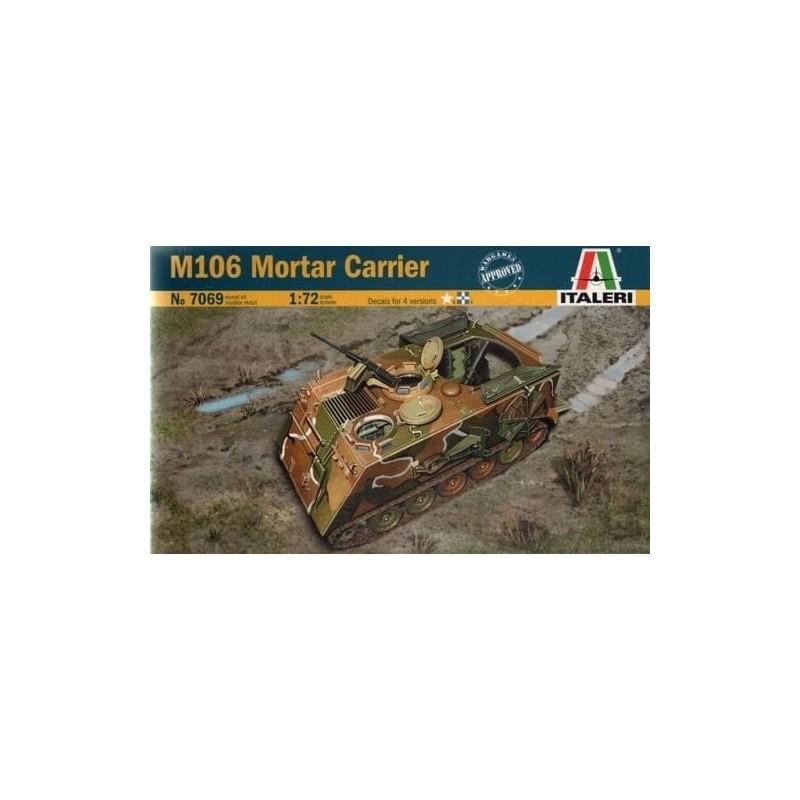 ITA-7069 Italeri 7069 1/72 M106 Mortar Carrier