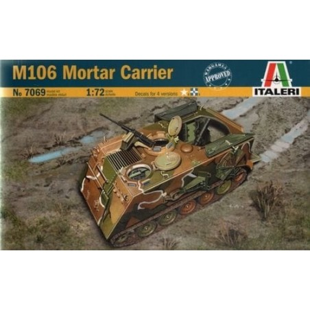 ITALERI 7069 1/72 M106 MO