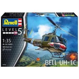 REV-04960 Revell 04960 1/35 Bell UH-1C