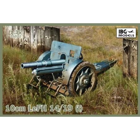 IBG 35027 1/35 10CM LEFH