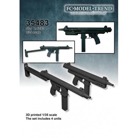 FC 35483 1/35 SUBFUSILES