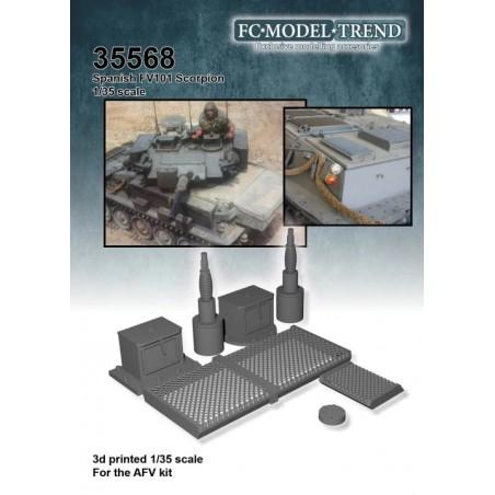 FC 35568 1/35 FV 101 SCOR