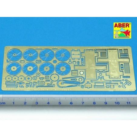 ABER 35091 1/35 DKW GERMA