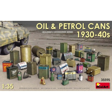 MINIART 35595 1/35 OIL