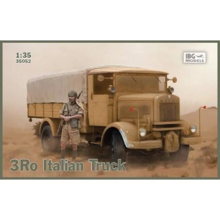 IBG 35052 1/35 3RO ITALIA