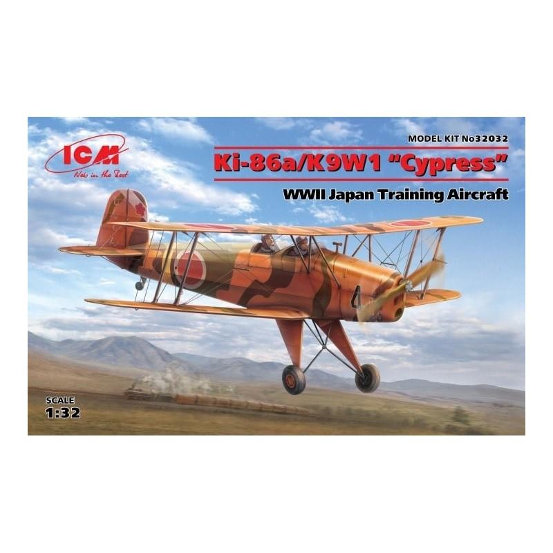 ICM-32032 icm 32032 1/32 KOKUSAI Ki-86a / K9W1 Cypress