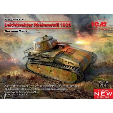 ICM 35330 1/35 LEICHTTRAK