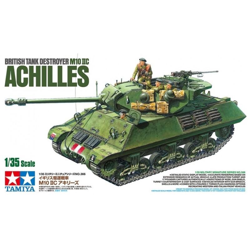 TAM-35366 Tamiya 35666 1/35 M10 Achilles