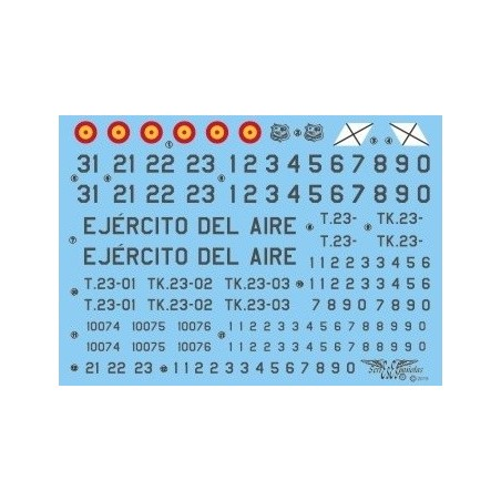 SERIES ESPANOLAS 1472 1/7
