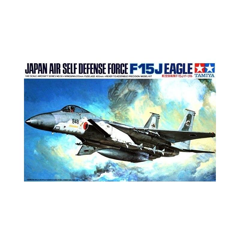 TAM-61030 Tamiya 61030 1/48 JASDF F-15J Eagle