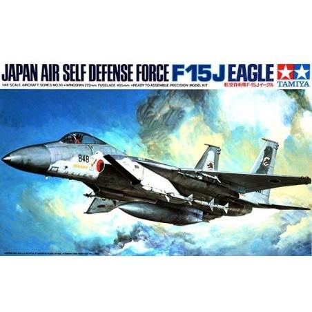 TAMIYA 61030 1/48 JASDF F
