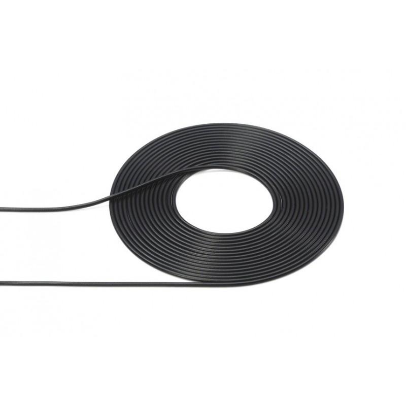 TAM-12675 tamiya 12675 CABLE VINILO NEGRO (0,5 mm)