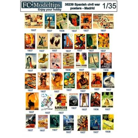 FC 35239 1/35 SPANISH CIV