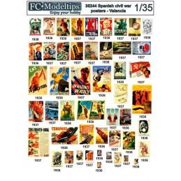FC 35244 1/35 SPANISH CIV
