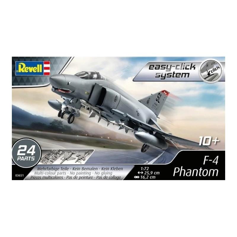 REV-03651 revell 03651 1/72 F-4E Phantom