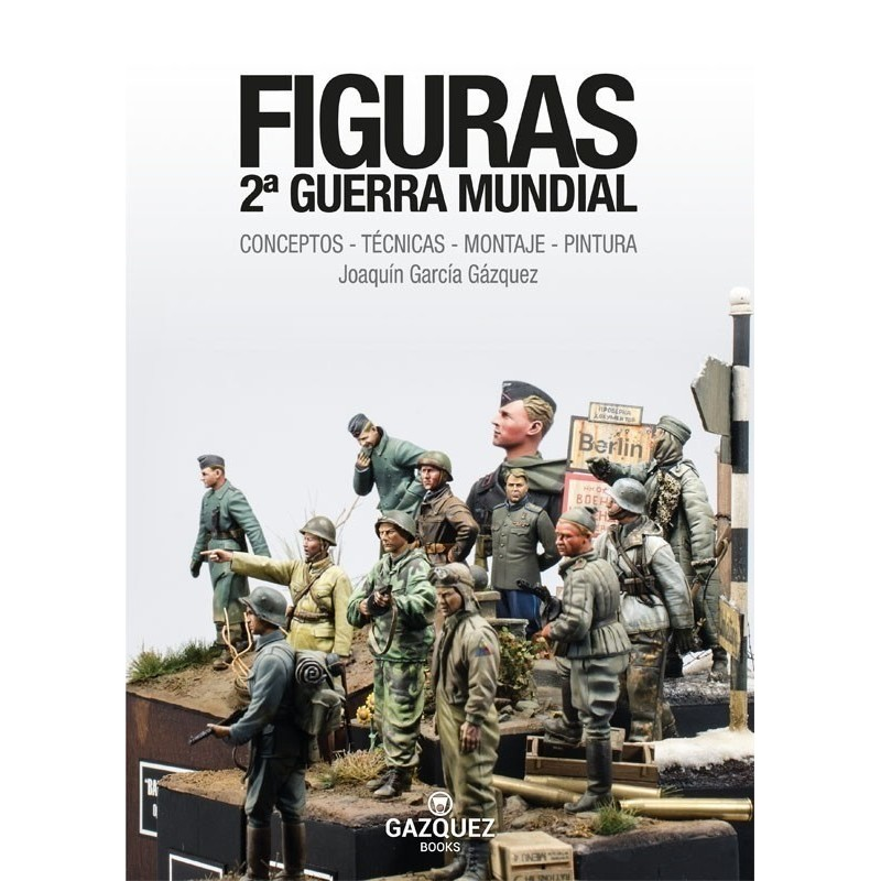 JGB-LF2GM joaquin gazquez books Figuras 2ª Guerra Mundial