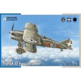 SH-100SH48182 SPECIAL HOBBY 100SH48182 1/48 Fiat CR.32 Freccia/ Chirri