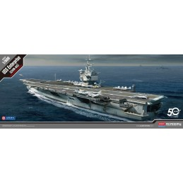 ACA-14400 Academy 14400 1:600 US Navy USS Enterprise CVN-65