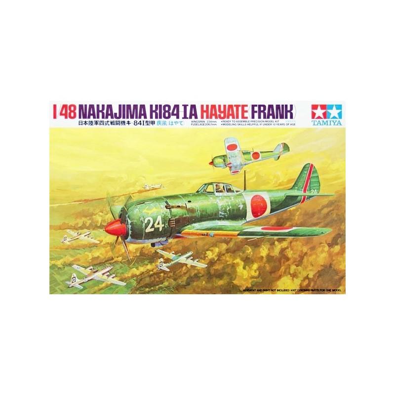 TAM-61013 Tamiya 61013 1/48 Nakajima Ki-84-Ia Hayate