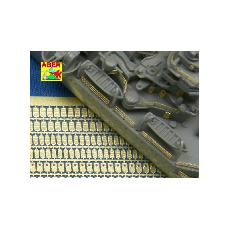 ABE-1:700-09 ABER 1:700-09 Japan. Navy doors