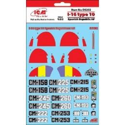 DECAL ICM-03202 1/32 – I-