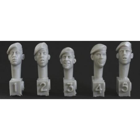 HORNET HQH01 1/35 5 HEADS