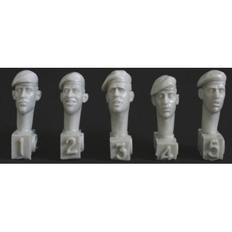 HORNET HQH02 1/35 5 HEADS