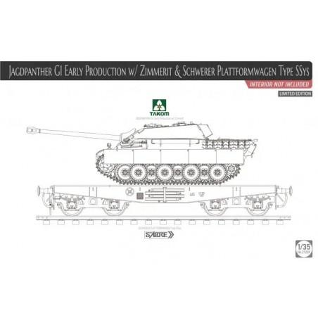 TAKOM 2125X 1/35 JAGDPANT