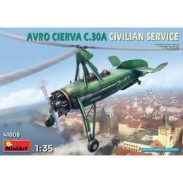 MINIART 41006 1/35.AVRO C