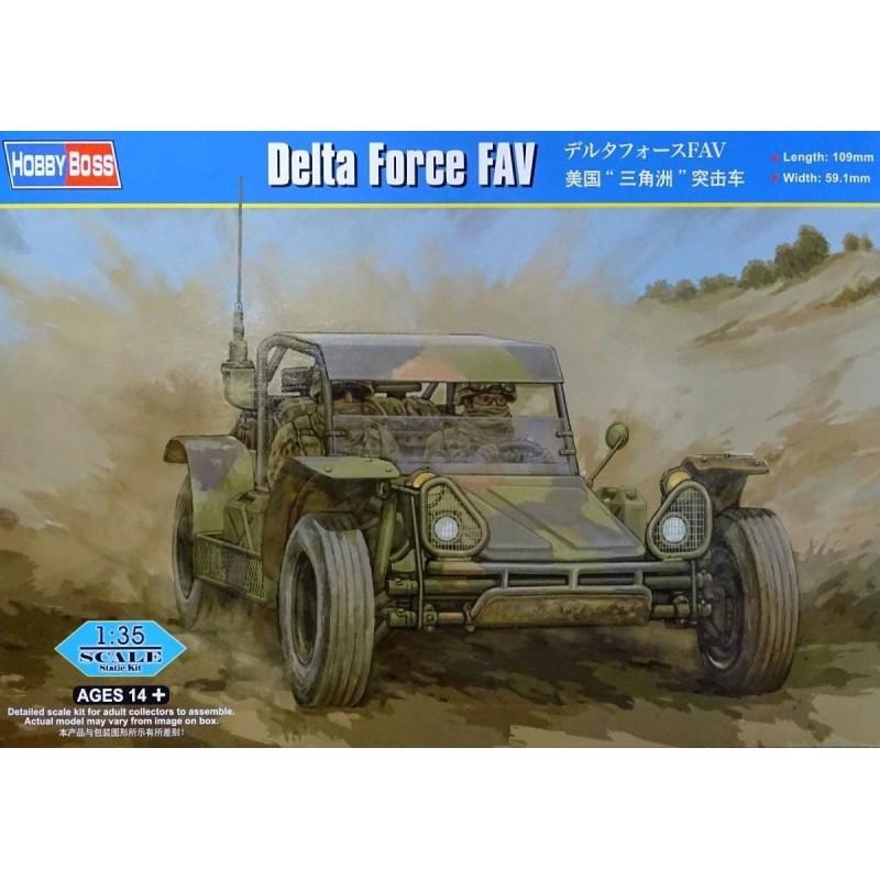 HB-82406 HOBBY BOSS 82406  1/35 Delta Force FAV