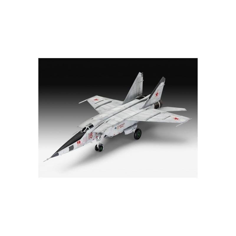 REV-03878 revell 03878 1/72 MiG-25 RBT