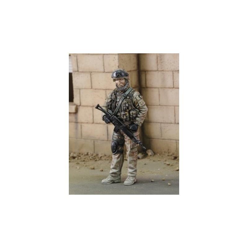 RM-603 royal model 603 1/35 Italian Alpine Soldier (Afghanistan 2008/9)
