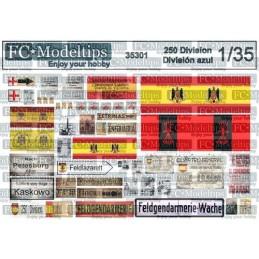 FC-35301 35301 División 250 / División Azul