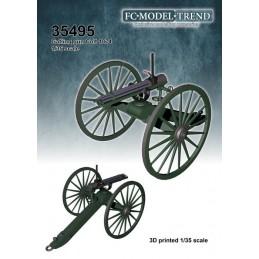 FC-35495 fc 35495 1/35 Gatling gun Colt 1874