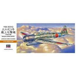 HA-00137 HASEGAWA 00137 1/72 Nakajima B5N2 (Kate)