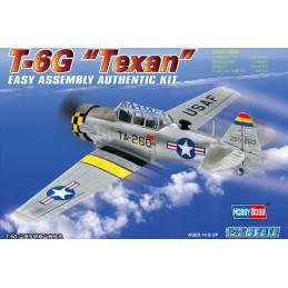 HB-80233 Hobby Boss 80233 T6G Texan. Calcas espanolas