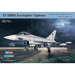 HB-80264 Hobby Boss 80264 1/72 EF-2000 Eurofighter Typhoon.